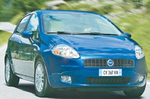 Fiat Grande Punto JTD 75 : L'attrait du grand gabarit