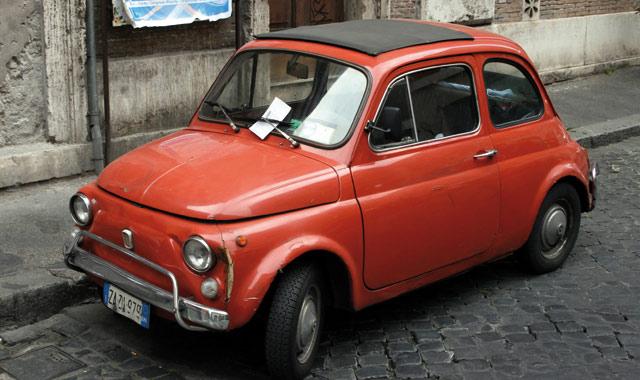 Fiat 500 : Dolce Vita !