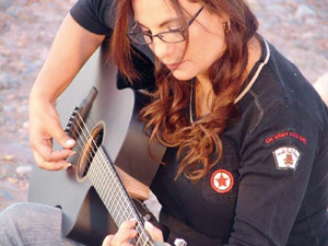 Saïda Fikri, la voix rebelle