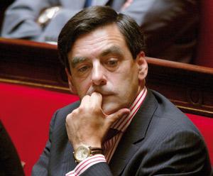 François Fillon s'improvise en chef de campagne des régionales