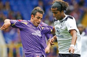 Championnat d'Italie : la Fiorentina abandonne la dernière place