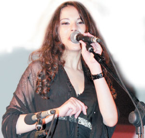 Ferdaous en duo avec Oualid Taoufik