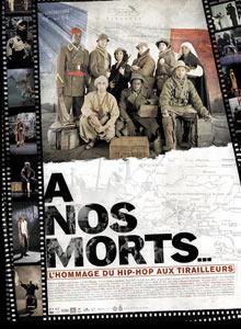 Hommage aux combattants marocains en France