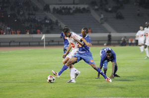 Raja-Berekum Chelsea : Un match revanche