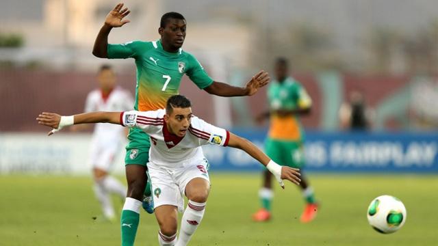 Mondial-2013 cadets:Les lionceaux de l'Atlas vaincus par la Côte d'Ivoire…