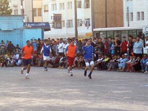 Les tournois de mini-foot du mois sacré de Ramadan