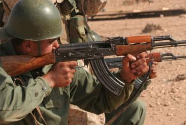 Coups de feu de l'armée marocaine au-delà de la ligne de défense en zone sud