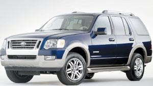 Ford Explorer : le Grand Cherokee pour cible