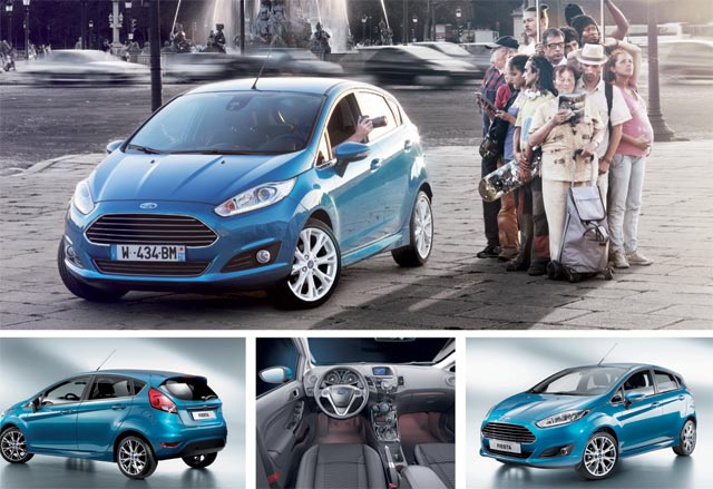 Ford Fiesta : Un restylage impressionnant