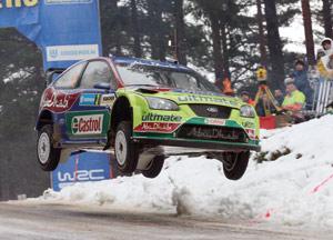 Rallye de Suède : Triplé Ford et première victoire de Latvala
