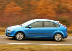 Ford Focus 1.8 TDCi : Du sérieux à tous points