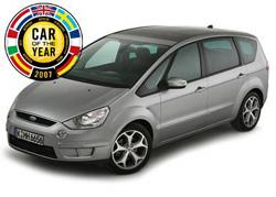 Ford S-Max, élu «Voiture de l'année 2007»