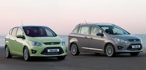 C-MAX & Grand C-MAX : La différence selon Ford