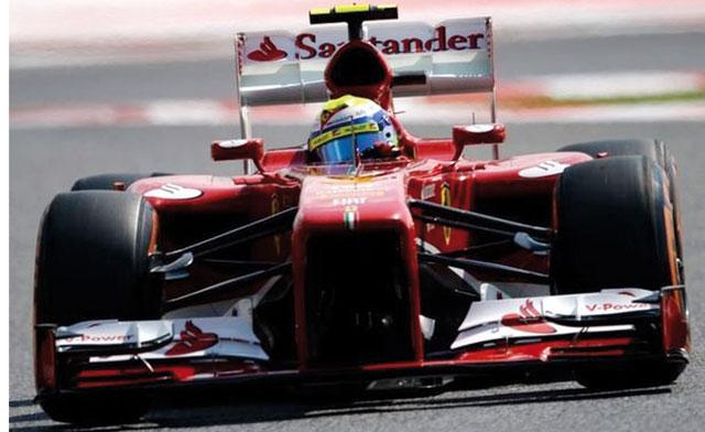 Formule 1 : Alonso vainqueur en Espagne