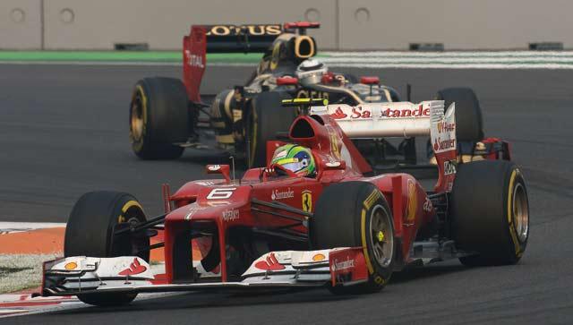Formule 1 : Et de 4 pour Vettel !