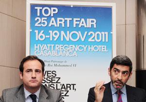 Foro Casa et Top 25 pour promouvoir l'art