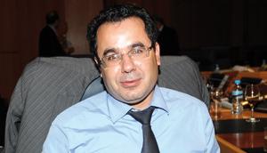Un café avec… Fouad El Omari
