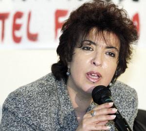 Fouzia Assouli : «Il faut définir une plate-forme légale pour les femmes»