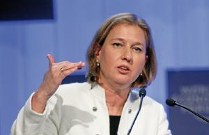 Les faux pas de Tzipi Livni
