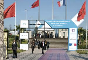 Plus de 400 entreprises françaises à Casablanca