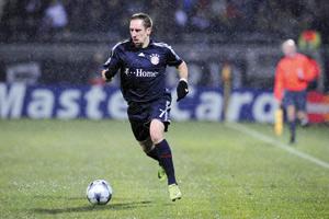Une offre de 55 millions d'euros pour Ribéry