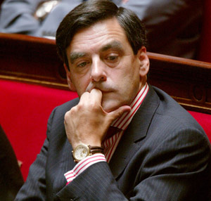 François Fillon, victime d'une sciatique institutionnelle
