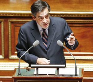 La droite appelle à l'unité pour soutenir Nicolas Sarkozy