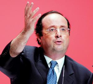 François Hollande perd contre «Closer»