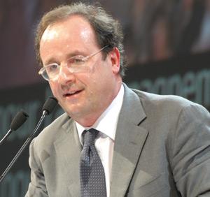 François Hollande sculpte son image de présidentiable