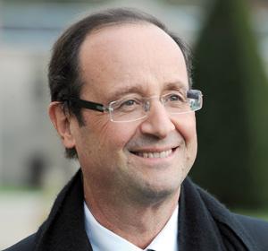 France : Hollande se pose en présidentiable