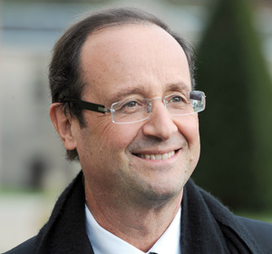 France : Hollande se pose en présidentiable