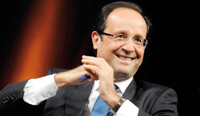 Hollande réitère le soutien de la France au Maroc