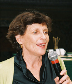 Françoise Pouget, une experte en huile d'olive