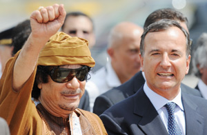Mouammar Kadhafi : «L'Islam doit devenir la religion de l'Europe»