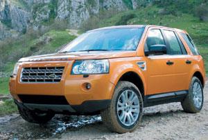 Land Rover Freelander II : Le 4×4 de l'année