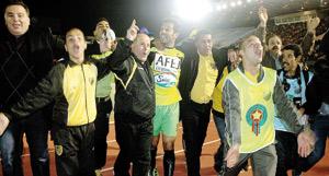 Coupe du trône de football : Le MAS en finale face au CODM