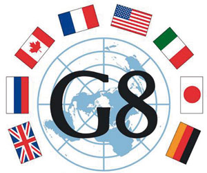 Internet : Le G8 entre fascination et méfiance
