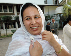 Gajmoula Bent Abbi : «L'Etat a toujours traité la région du Sahara sur une base tribale»