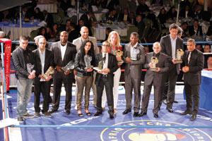 Les Gants d'or d'Afrique à l'honneur à Agadir