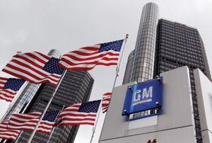 Le trône de l'automobile redevient americain : GM récupère sa place de numéro un mondial de l'automobile