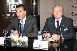 Carré Eden, un nouveau projet de luxe à Marrakech