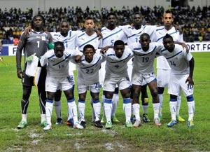 Groupe C : Gabon