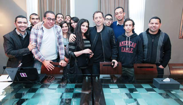 Innovation : Inwi offre le premier «hangout» 100% marocain avec Gad Elmaleh