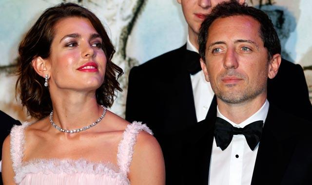 Gad Elmaleh et Charlotte Casiraghi heureux parents !