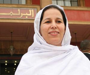 Gajmoula Bent Abbi dénonce les dérives tribales au Sahara
