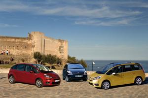 Citroën : La plus large vision du monospace compact