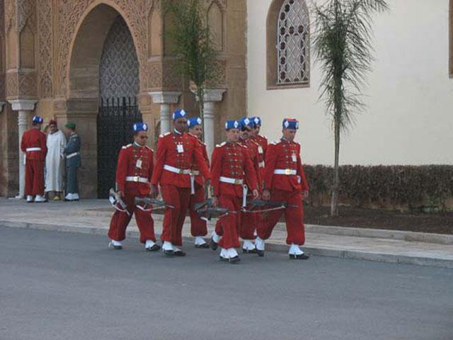 Tétouan / Al Hoceima : Des membres de la  Garde Royale victimes d un accident de la route