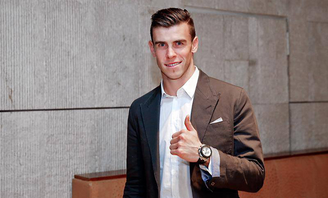 Gareth Bale au Real Madrid pour 6 ans