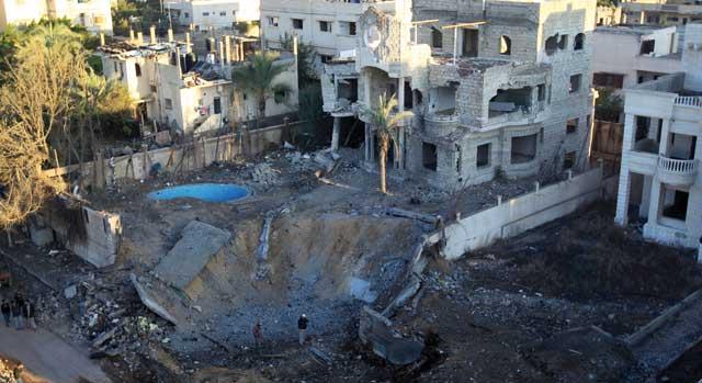 Les Palestiniens victimes de calculs politiciens du Likoud  et de ses alliés