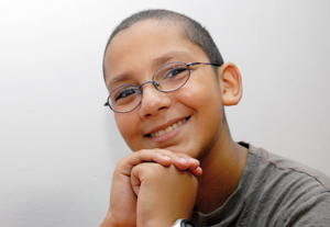 Karim Gbaoui : une graine de star